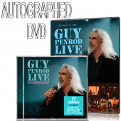 Guy Penrod LIVE DVD and CD Combo