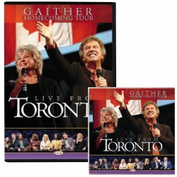Live From Toronto DVD and CD Bundle