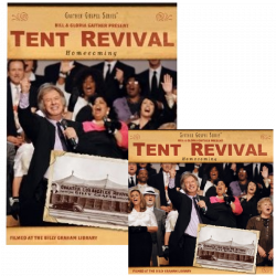 Tent Revival DVD and CD Bundle