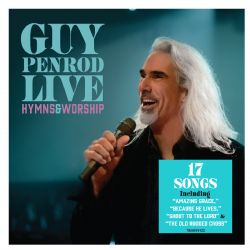 Guy Penrod LIVE CD- Hymns and Worship